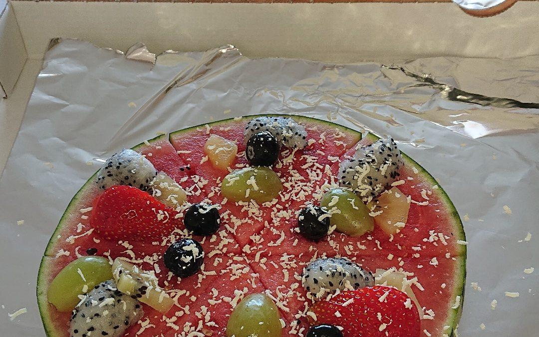 Hoe zou je samen met je kids meer fruit kunnen eten?