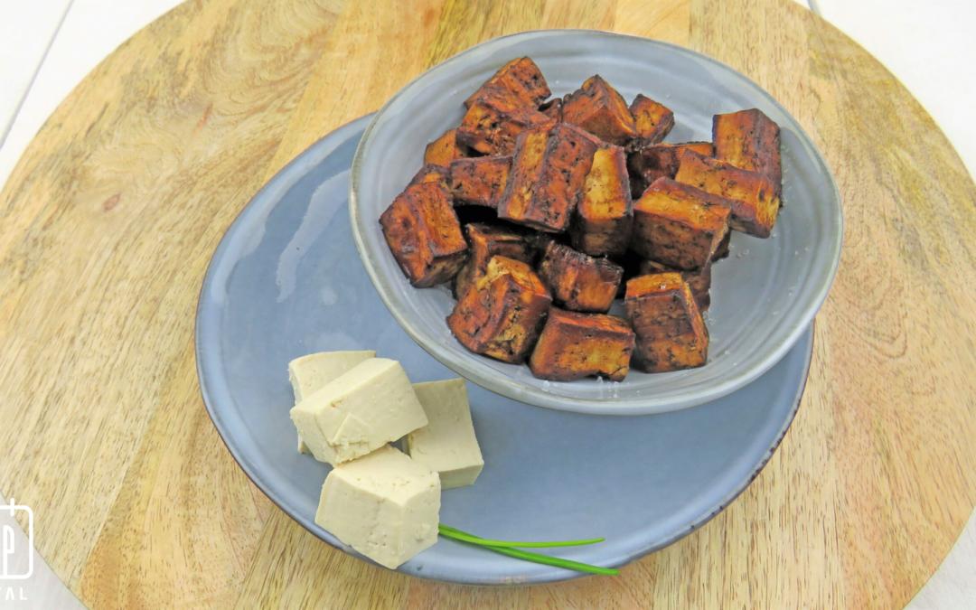 Gemarineerde tofu